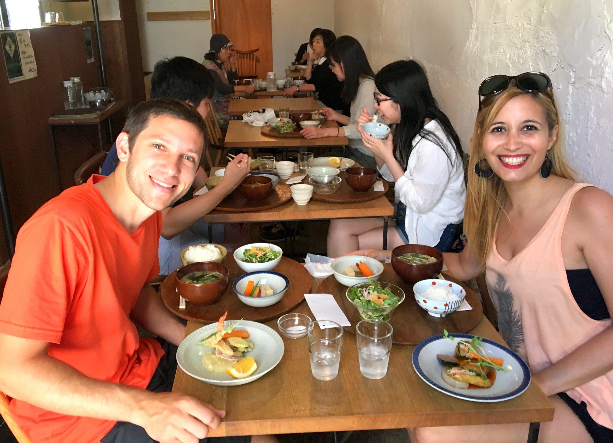 restaurant comida japón