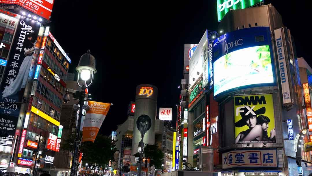 Tokio Shibuya Noche