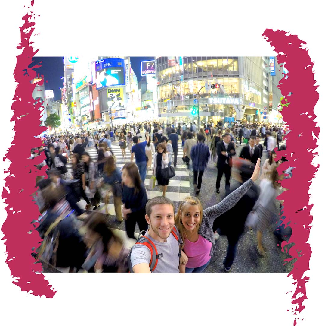 Shibuya Recalculando