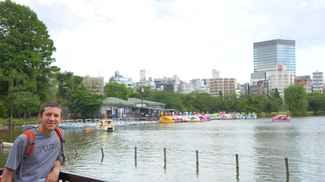 Tokio Ueno 206