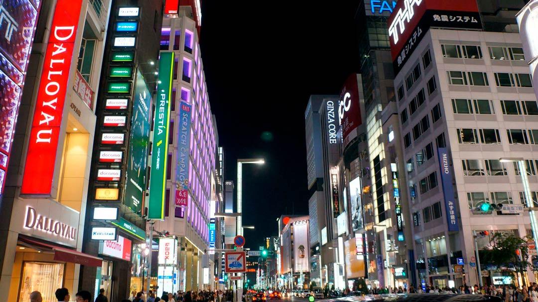 Tokio Ginza 160