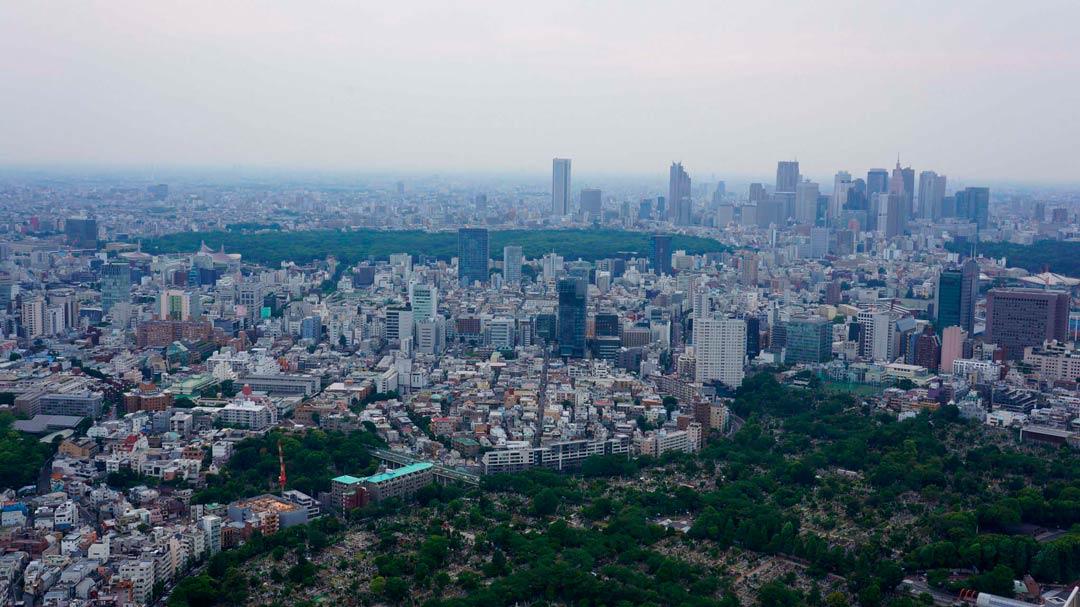 Tokio City View 174