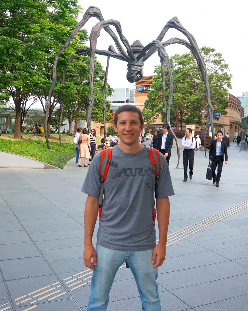 Tokio City View 180
