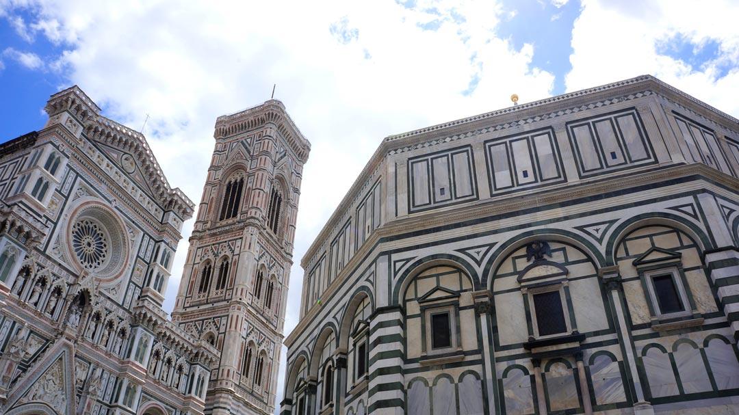Qué ver en Florencia piazza del duomo