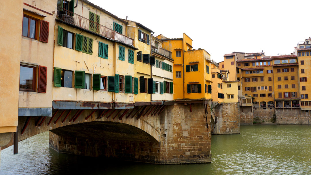 Qué ver en Florencia Ponte