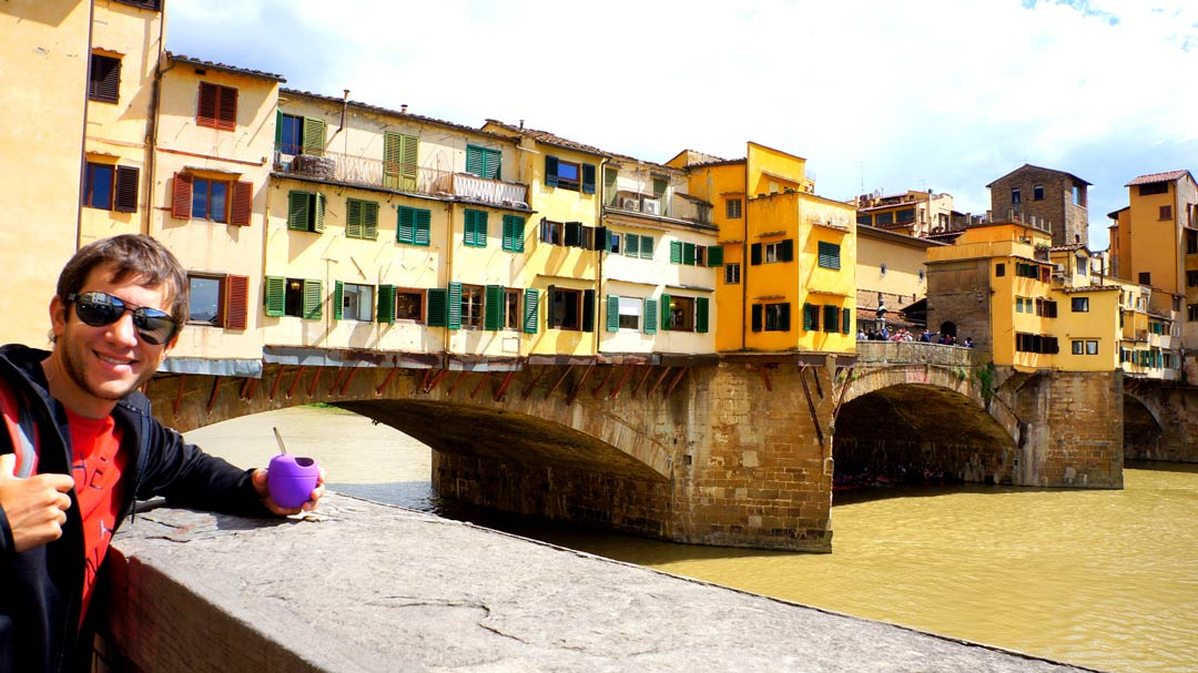 Qué ver en Florencia Ponte Vecchio