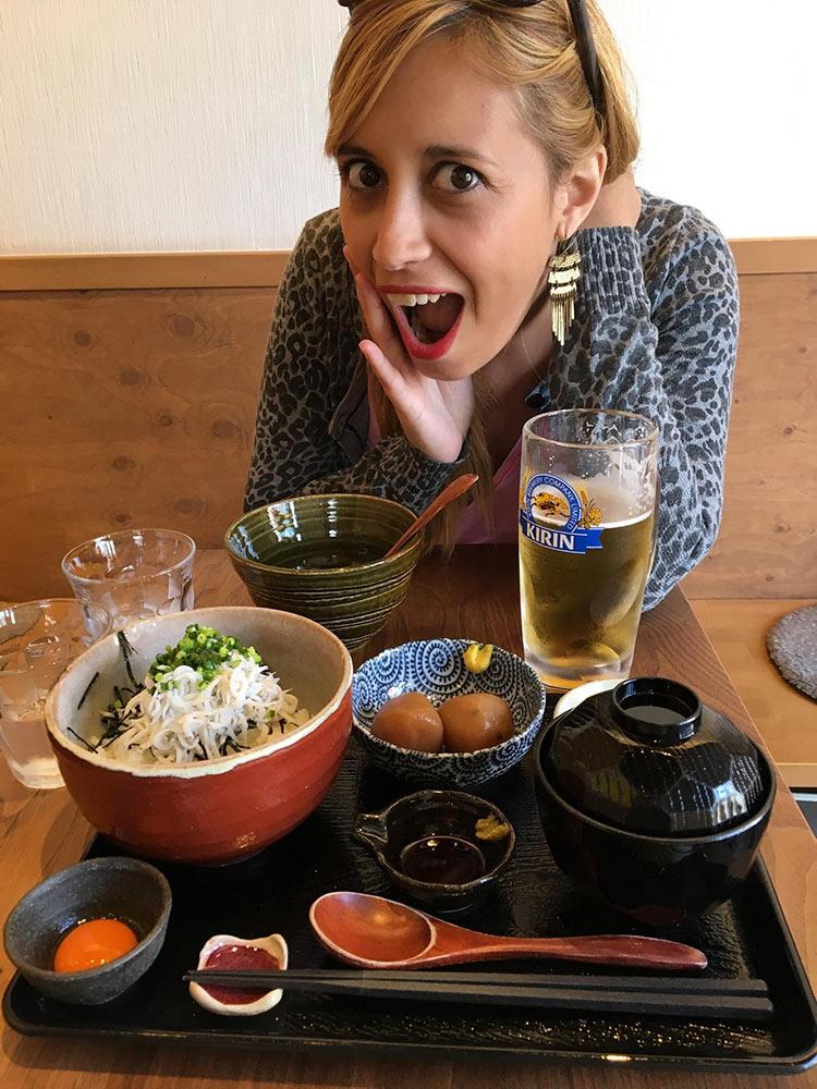 comida japonesa pececitos