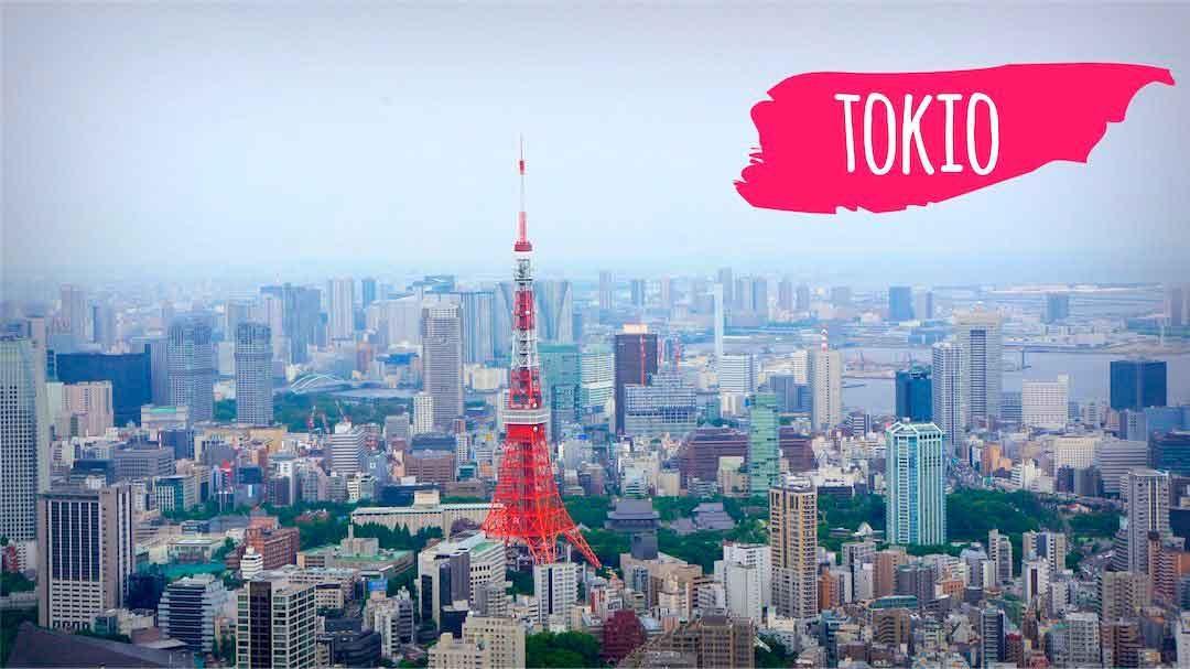 Tokio, quedarás asombrado!