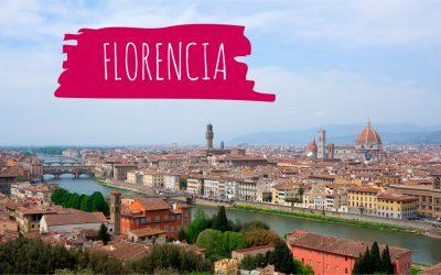 Florencia, un museo al aire libre … te enamorará