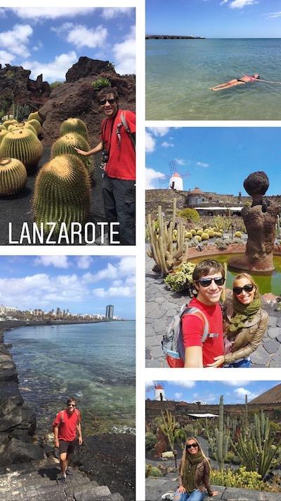 2018- España Lanzarote