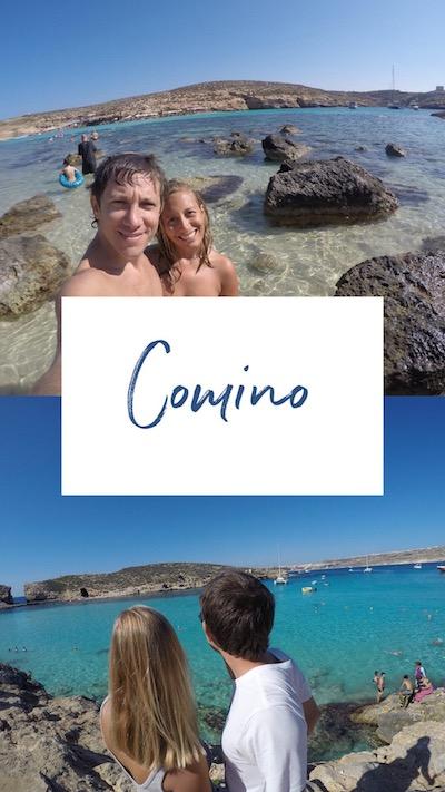 2018- Malta Comino