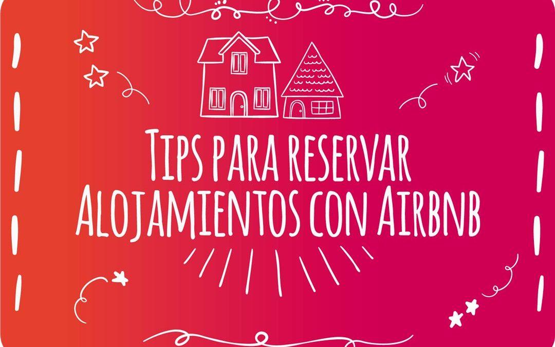 Reservar alojamiento con Airbnb