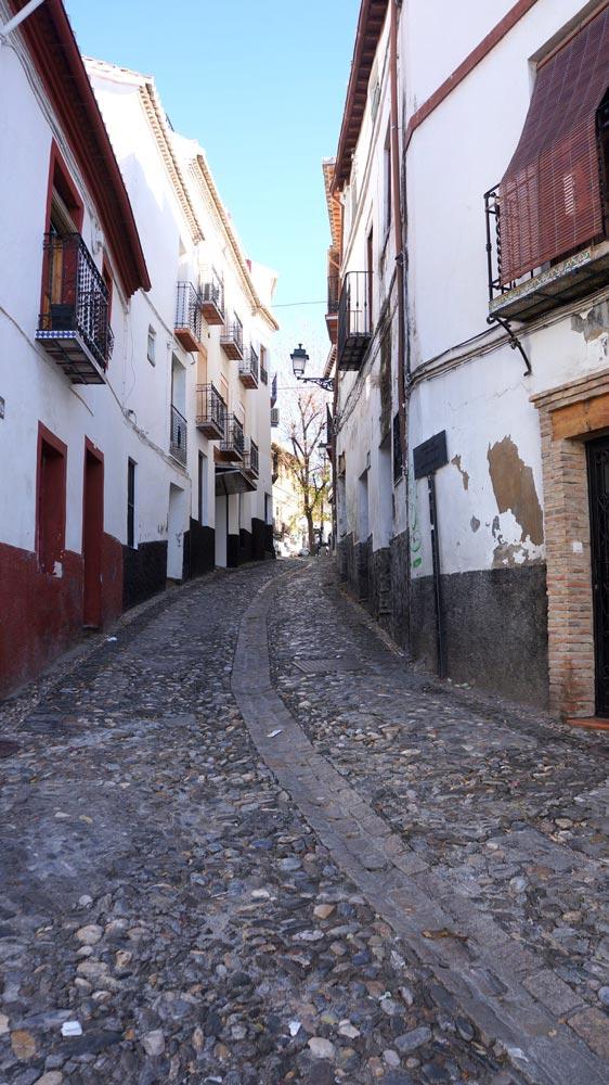 Qué visitar en Granada Albaicin