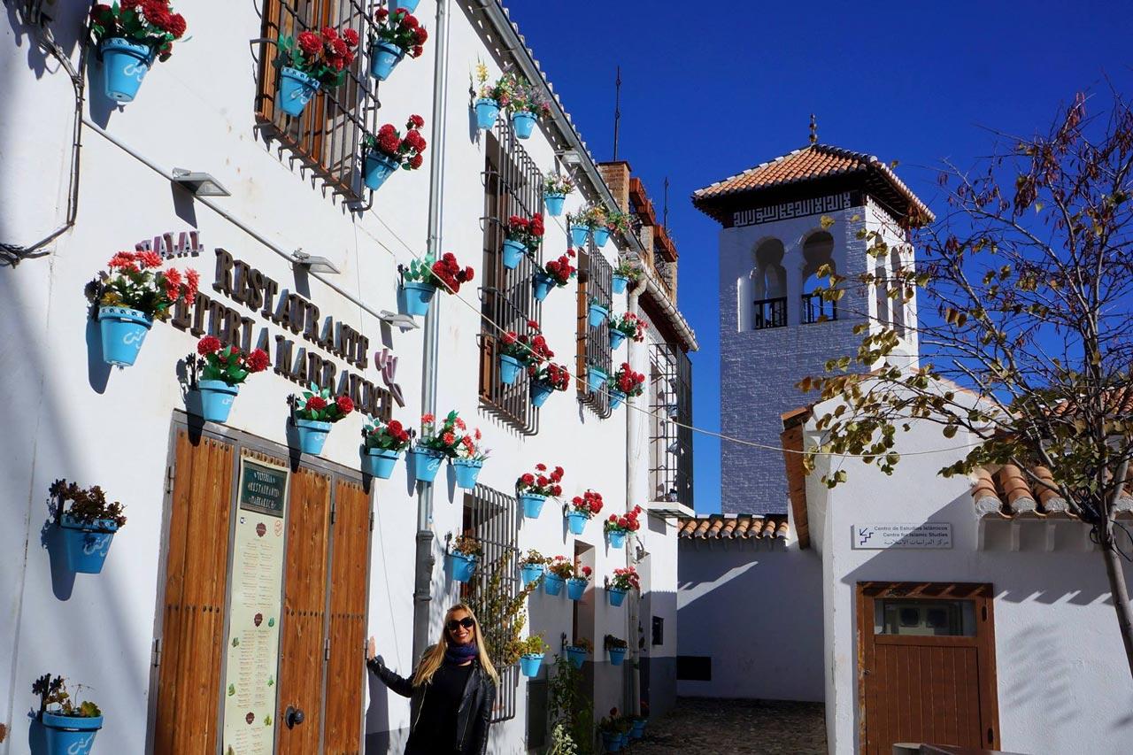 visitar el Albaicín en Granada
