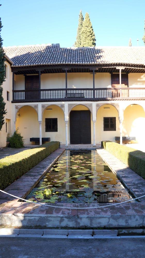 visitar en Granada Casa Chapiz