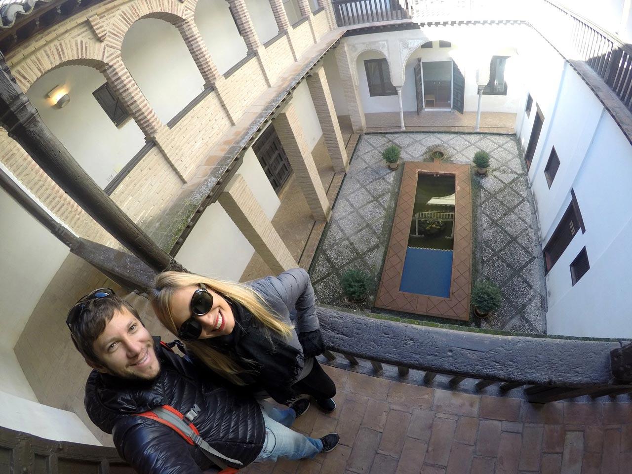visitar en Granada Casa Horno de Oro