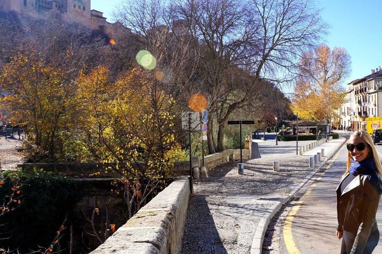Qué ver en Granada Paseo