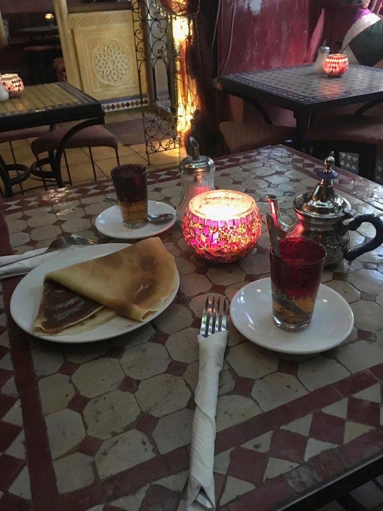 visitar en Granada Crepe