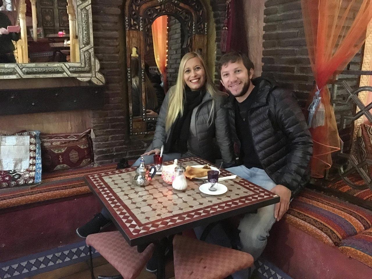 visitar en Granada teteria