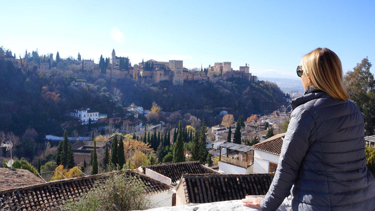 visitar Sacromonte en Granada