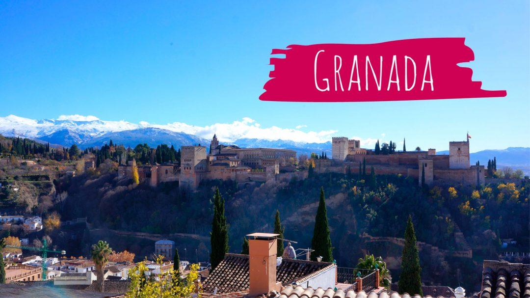 Granada Qué Hacer