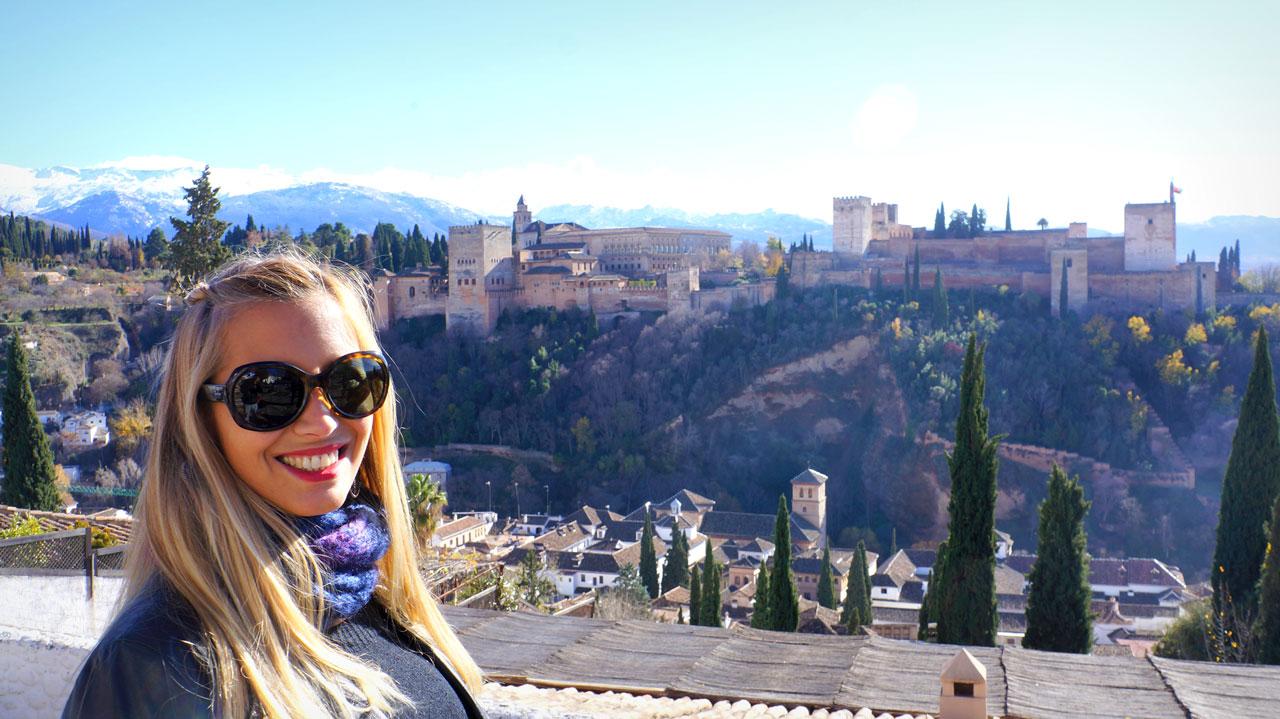 visitar el Albaicín en Granada Mirador