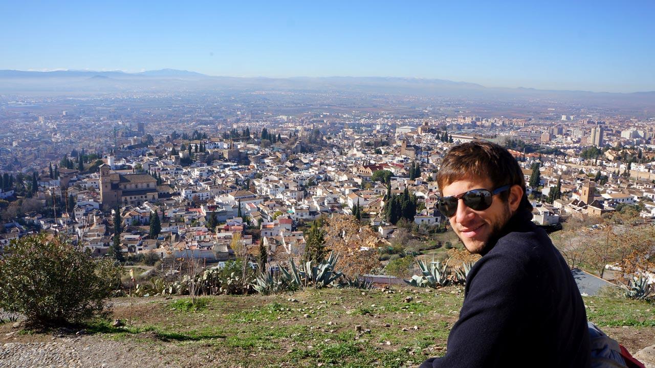 visitar el Albaicín en Granada San Miguel