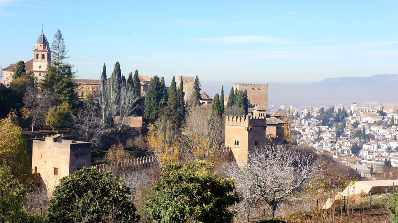 Qué ver en Granada Alhambra