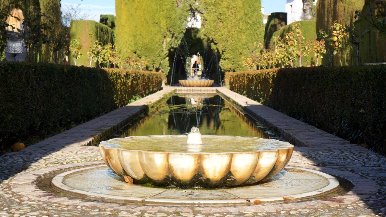Qué ver en Granada General Life