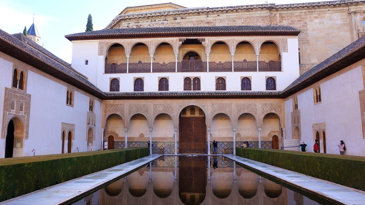 Qué visitar en Granada Alhambra Wow