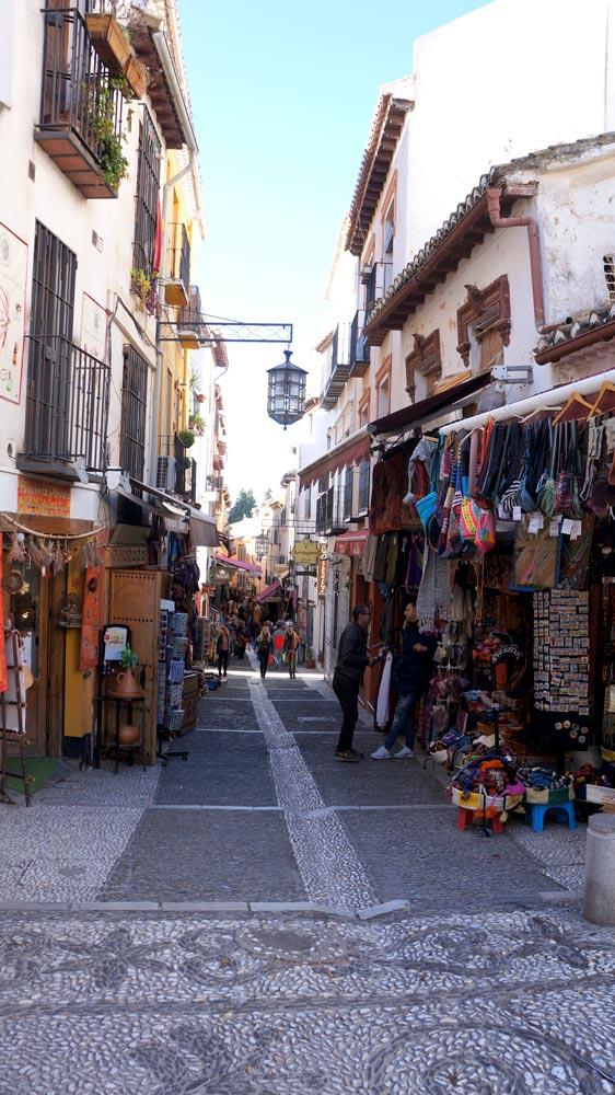 Qué visitar en Granada Té