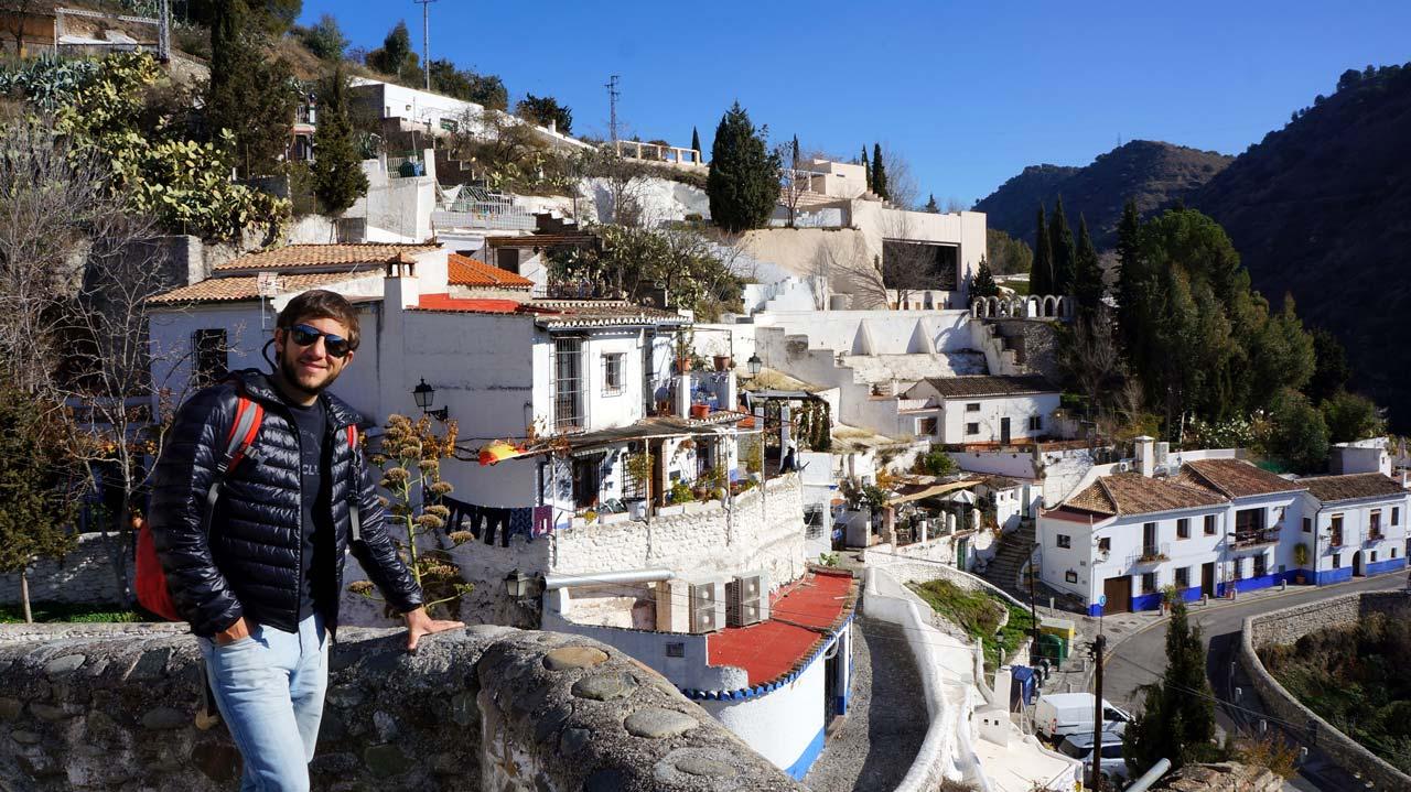 visitar el Sacromonte en Granada Facu