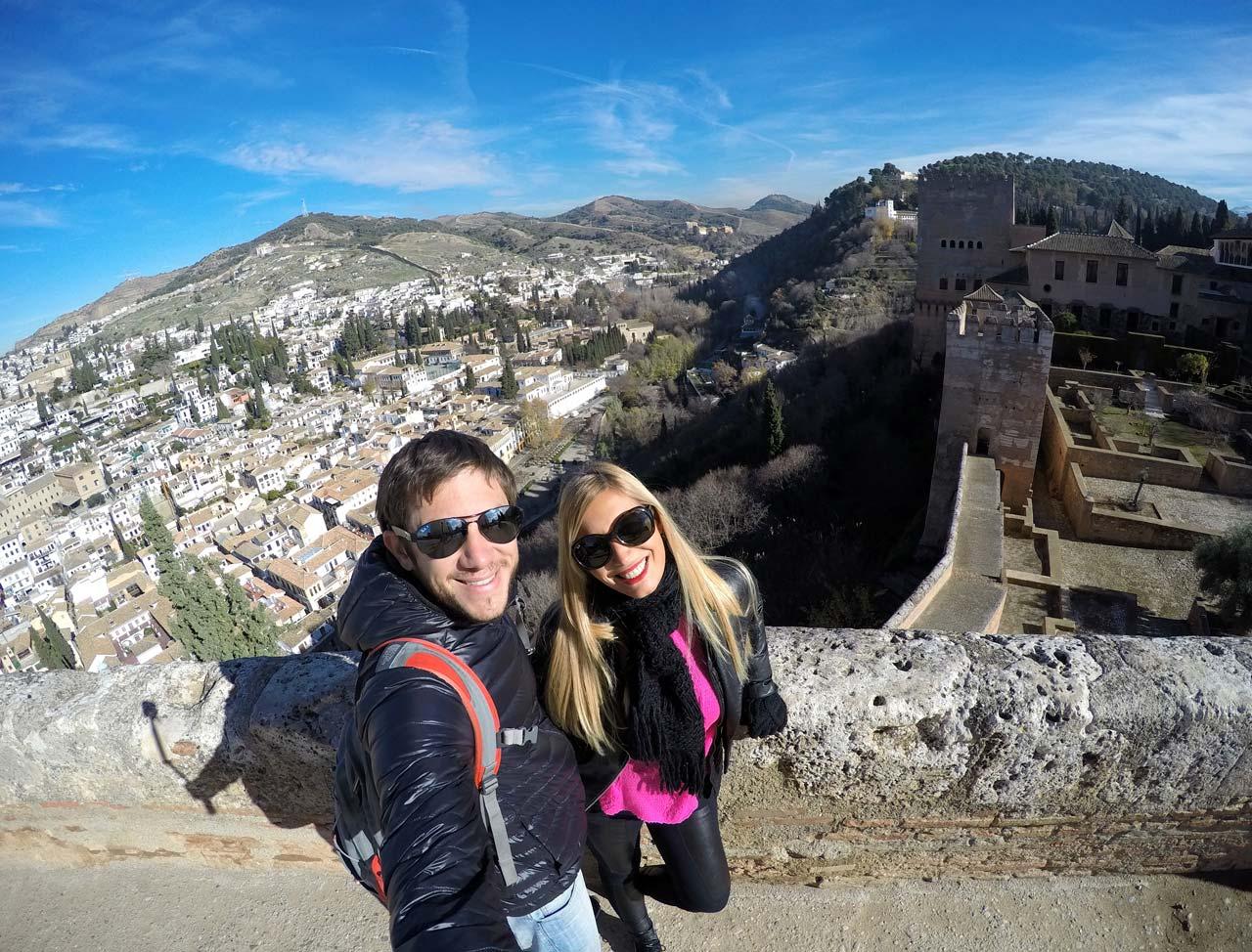 Qué visitar en Granada Alhambra