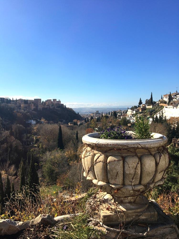 visitar el Sacromonte en Granada