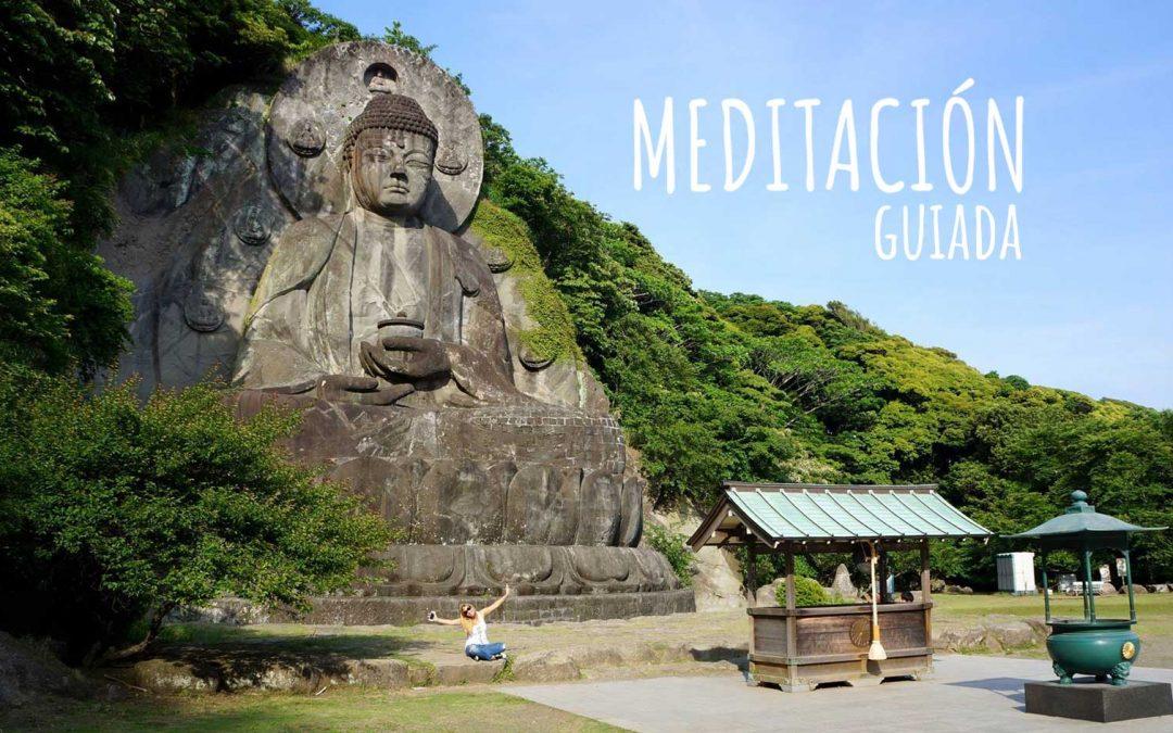 Meditación guiada para principiantes-RecalculandoViajes
