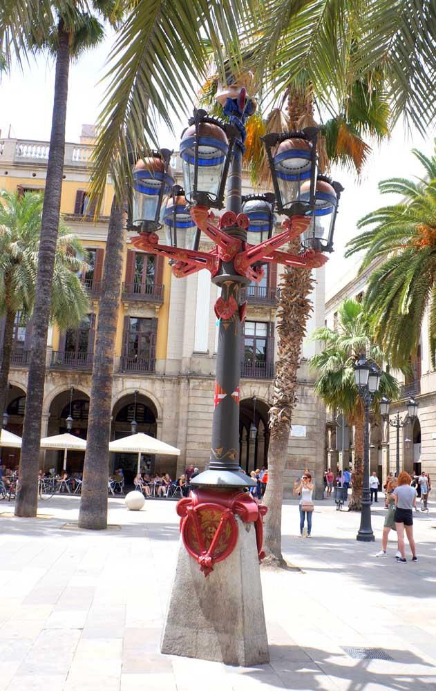 qué hacer en Barcelona Plaza Real