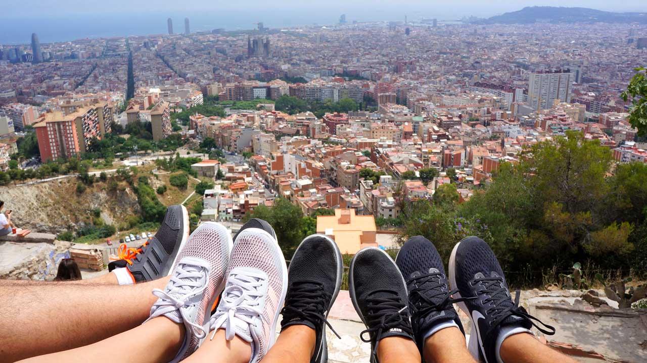 Qué hacer en barcelona en 3 días MUHBA Turó de la Rovira