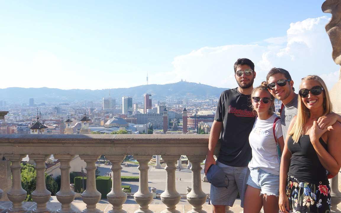 qué hacer en Barcelona MNAC