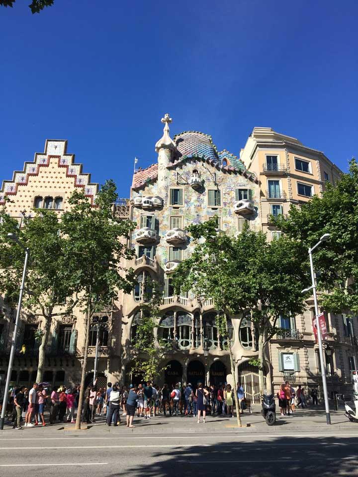 que ver en barcelona Casa Batlló