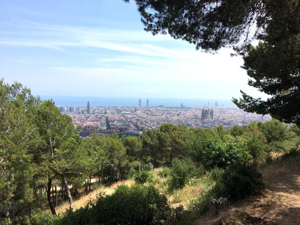 Qué hacer en barcelona en 3 días Búnkers del Carmel MUHBA Turó de la Rovira
