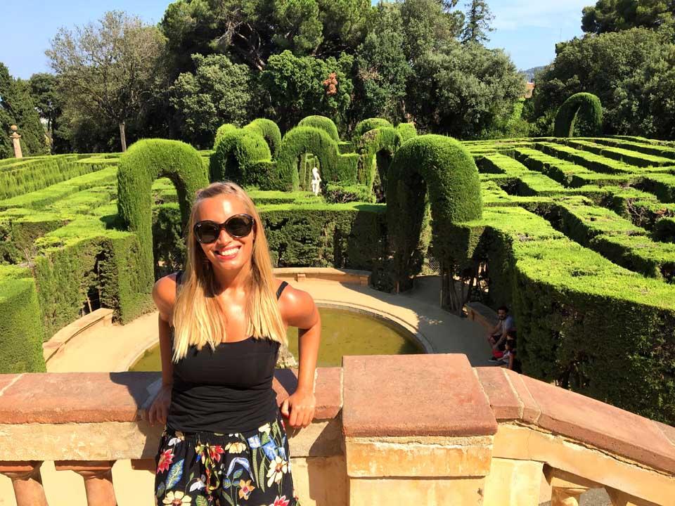 Qué hacer en barcelona Parque del Laberinto de Horta