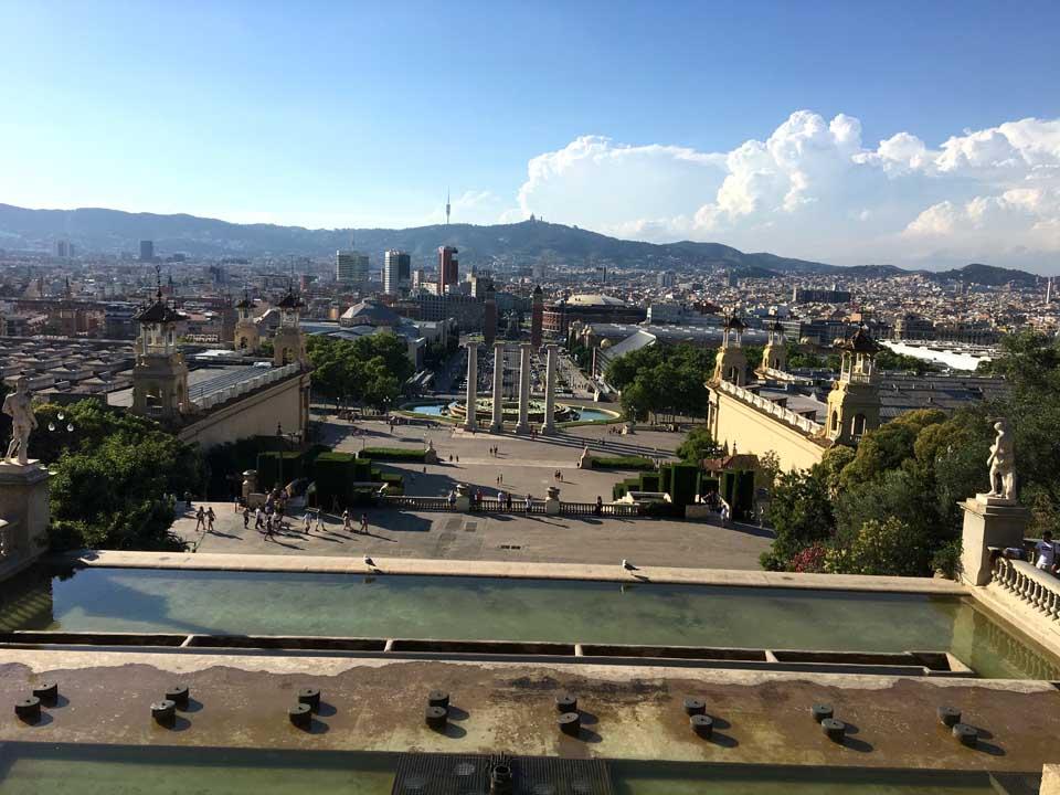 qué hacer en Barcelona Museo Nacional de Arte de Catalunya