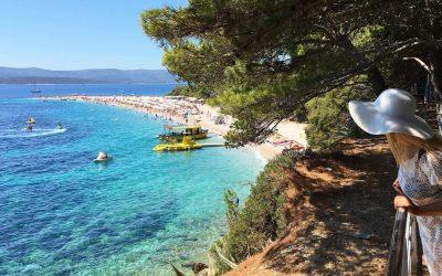 Explorar las maravillosas islas de Croacia! Isla de Brač