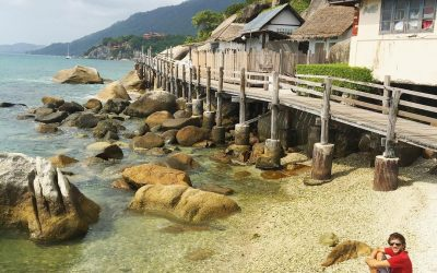 Lugar especial Koh Phangan – Isla Tailandia