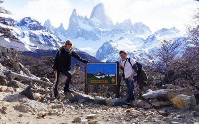 La capital del trekking El Chaltén – Argentina