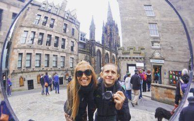 Descubriendo Edimburgo medieval, Escocia