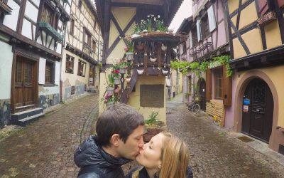 Eguisheim – Pueblo de encanto Alsacia. Érase una vez