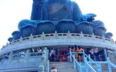 El sueño de conocer Hong Kong – El Gran Buda
