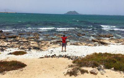 Corralejo paisajes de Fuerteventura | Islas Canarias