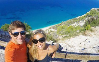 Las mejores playas de Grecia en Lefkada – Impactantes playas!